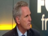 Rep. Kevin McCarthy Talks Health Care, Immigration Reform