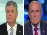 Rudy Giuliani: Mueller Probe Should Never Have Taken Place