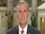 Rep. Kevin McCarthy: Republicans Are Getting The Job Done
