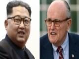 Rep. Zeldin: Giuliani's Kim Jong Un Comment Was Rhetorical