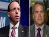 Rep. Jody Hice: Rosenstein's Threats Are Intimidation