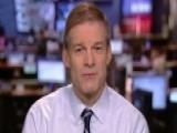 Rep. Jim Jordan: Why Is Peter Strzok Still Working At FBI?