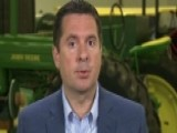 Rep. Devin Nunes Talks Meeting With FBI, DOJ Officials