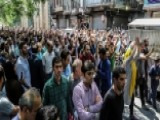 Recent Anti-regime Protests In Iran Increase In Size