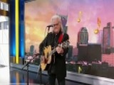 Ricky Skaggs Performs Live On 'Fox & Friends'
