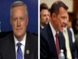 Rep. Mark Meadows: Peter Strzok's Luck Ran Out Today