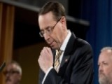 Republican Lawmakers Move To Impeach Rosenstein