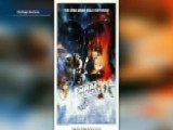 Rare 'Star Wars' Draft Poster Sells For Big Bucks