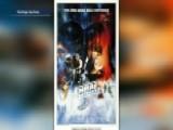 Rare 'Star Wars' Draft Poster Sells For Big Bucks