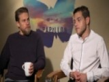 Rami Malek And Charlie Hunnam Talk Prison Breaks, 'Papillon'