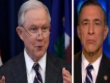 Rep. Darrell Issa On Criticisms Of AG Jeff Sessions