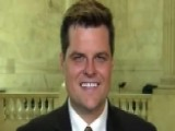Rep. Matt Gaetz Debunks The Fake News Stories Of The Week