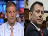 Reps. Jordan, Meadows React To Strzok-Page Texts About Leaks