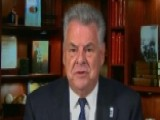 Rep. Peter King Reacts To Death Of MS-13 Victim's Mother