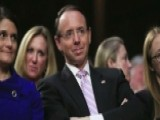 Rosenstein And Trump Set To Meet Amid 'wire' Report