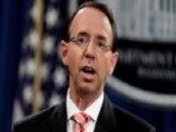 Rosenstein To Meet With Trump In Wake Of 'wire' Report