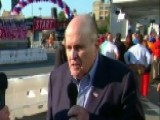 Rudy Giuliani Attends NYC Race Honoring Fallen 9 11 Heroes