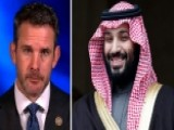 Rep. Kinzinger Warns Against Isolating Saudi Arabia