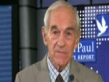 Ron Paul On Trump's Criticisms Of Federal Reserve