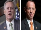 Rep. Meadows Renews Call For Rosenstein's Resignation