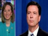 Rep. Comstock On James Comey Donating To Her Opponent