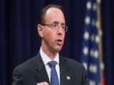 Rod Rosenstein's Capitol Hill Delay Tactics Explained