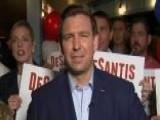 Ron DeSantis Makes Closing Arguments For Florida Governor
