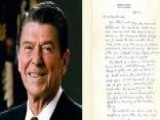 Rare Ronald Reagan Letter Discovered