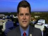 Rep. Gaetz: Trump Created A 'red Firewall' In Florida
