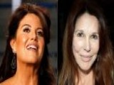 Ronald Reagan's Daughter Praises Monica Lewinsky