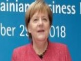 Reports: Plane Carrying Merkel Makes Unscheduled Landing