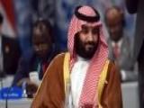 Resolution Blames Saudi Crown Prince For Khashoggi's Murder