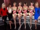 Radio City Rockettes Preview Their Christmas Spectacular