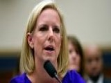 Rep. Gutierrez Berates Kirstjen Nielsen For 6 Minutes On Immigration Policy, Leaves Room When She Tries To Respond