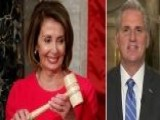 Rep. McCarthy Says The Government Shutdown Is Pelosi's After Democrats Refuse To Get Serious On Border Security