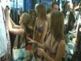 Stripping Shoppers Storm Shop