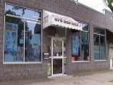 Store Owner Attacks Thief With Baseball Bat
