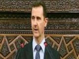 Syrian President Blames Deadly Uprising On Terrorists