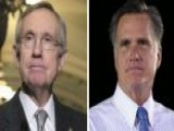 Sen. Reid Says Romney Has 'sullied' His Mormon Faith