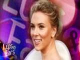 Scarlett Johansson Screams, Sizzles!