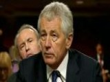 Senate Republicans Threaten To Block Hagel's Confirmation