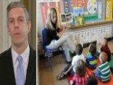 Sec. Duncan Talks Universal Preschool, School Security