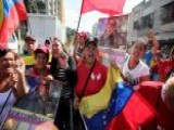 Surprise Homecoming For Venezuelan President Hugo Chavez