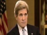 Secretary Kerry Met With Benghazi Survivor