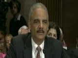 Sen. Slams Holder's 'refusal' To Rule Out US Drone Strikes