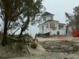 Storm Threatens East Coast With Erosion, Flooding