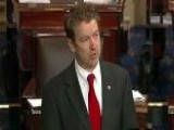 Senator Paul Ends Filibuster Of CIA Nominee