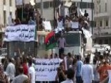 Security Situation Deteriorates In Libya
