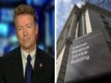 Sen. Rand Paul Calls For IRS Agents To Be Fired