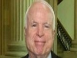Sen. McCain Talks IRS Scandal, Obama's Benghazi Response